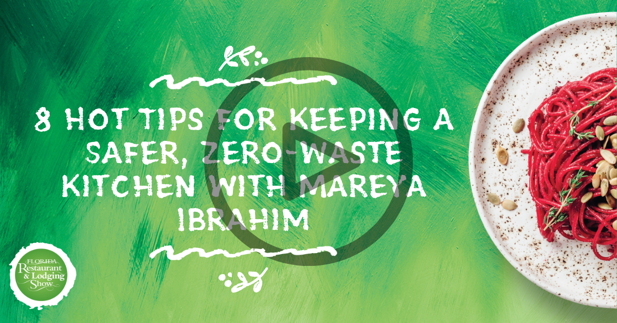 8 Hot Tips for Keeping a Safer, Zero-Waste Kitchen with Mareya Ibrahim