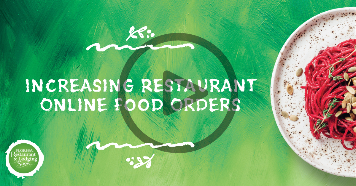 Increasing Restaurant Online Food Orders