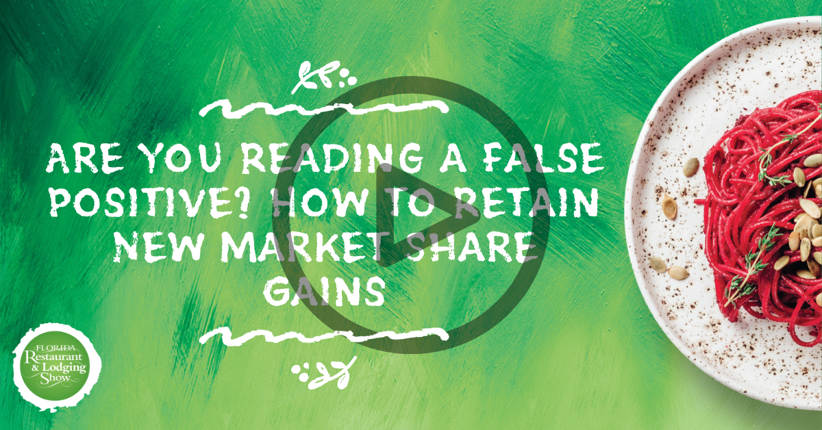 Are You Reading a False Positive? How to Retain New Market Share Gains