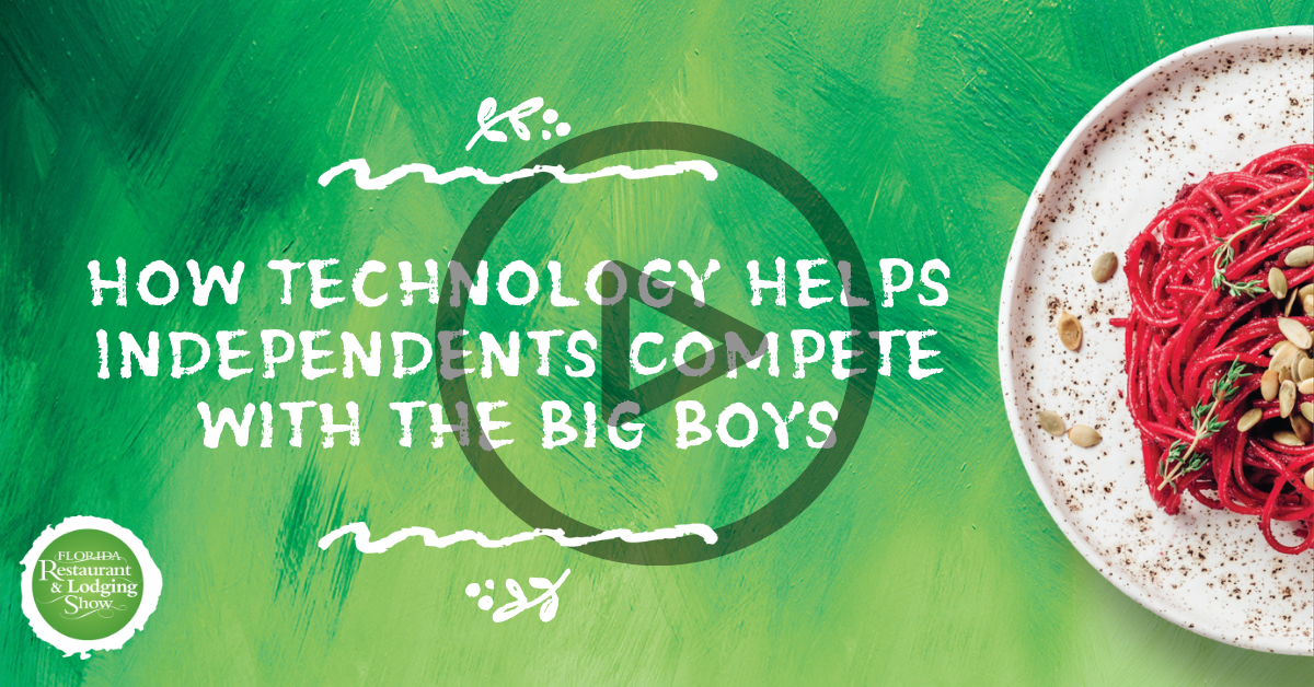 How Technology Helps Independents Compete with the Big Boys